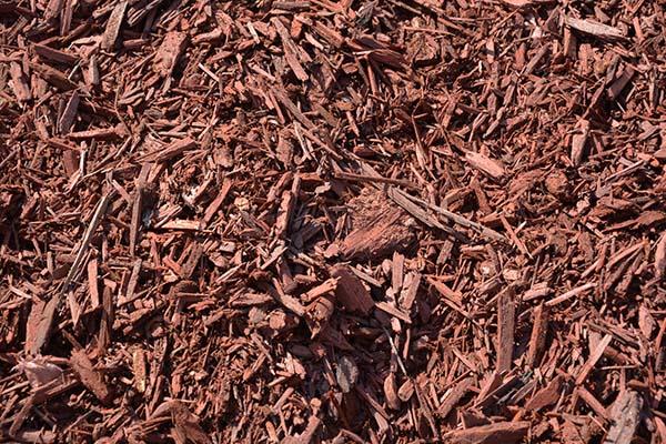 Double Ground Hardwood Red